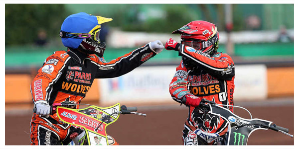 SPEEDWAY - Elite League: WOLVERHAMPTON Wolves Чемпионы Великобритании!