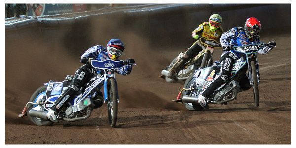 SPEEDWAY - Elite League: POOLE Pirates - чемпионы Элит Лиги!