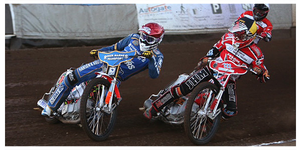 SPEEDWAY - Elite League: Победа KINGS LYNN Stars